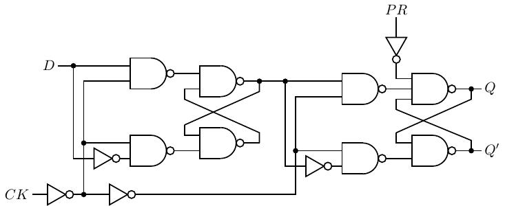 5 logic circuits